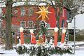 Weihnachtsdekoration. Hohndorf. Erzgebirgskreis.IMG 0361WI.jpg