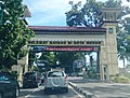 Welcome gate to City of Medan 01.jpg