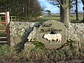 West Ditchburn farm sign - geograph.org.uk - 1123016.jpg