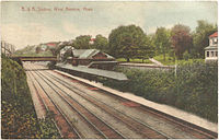 West Newton station 1912 postcard.jpg