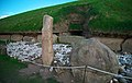 Western passage entrance Knowth.jpg
