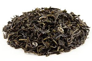 Baimao Hou - Baimao Hou (White Monkey) tea leaves.