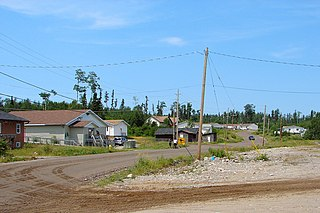 Whitesand First Nation First Nation of Ontario, Canada