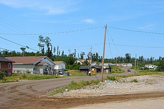 Whitesand First Nation - Image: Whitesand FN