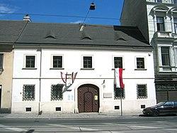 будинок Ф.Шуберта у Відні