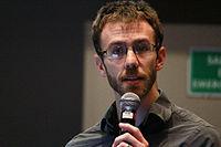 Wikimania 2015 - Joe Sutherland 35.jpg