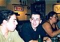 Wikipedia a Genova 2004 - pizzeria2.JPG