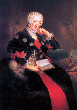 Sophia Dorothea of Hanover - Image: Wilhelmine von Brandenburg Bayreuth