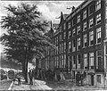 Willem Koekkoek - De Keizersgracht bij de Reguliersgracht - SA 28386 - Amsterdam Museum.jpg