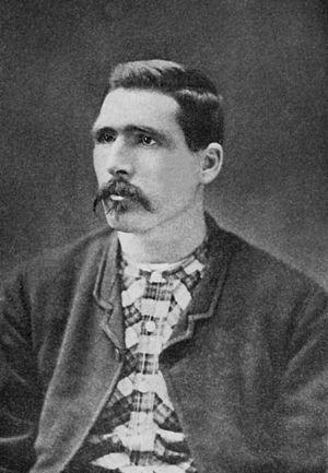 William Halford - Coxswain William Halford, circa 1870