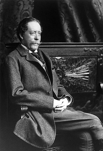 William Jackson Palmer - Image: William Jackson Palmer