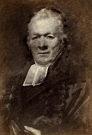 William Taylor (minister) - William Taylor