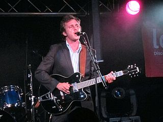 Willy Mason singer-songwriter