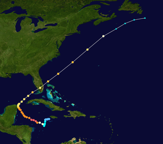 Meteorological history of Hurricane Wilma