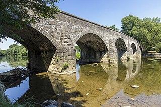 Wilsons Bridge bridge in United States of America