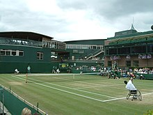Wheelchair Tennis Wikipedia