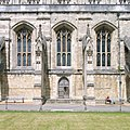Winchester Cathedral -exterior wall-21July2008.jpg