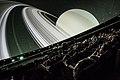 Wirtualna wycieczka po planetach Planetarium Centrum Nauki Kopernik w Warszawie.jpg