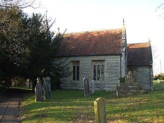Wixford - St Milburga's Church, Wixford, Warwickshire
