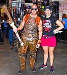 Wizard World Comic Con Las Vegas 2015 Impersonating Vin Diesel (Richard B. Riddick) - Pitch Black (film) (16705430944).jpg