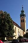 Wolnzach Pfarrkirche St. Laurentius.JPG