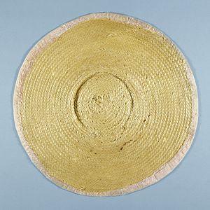 Bergère hat - Image: Woman's Bergere LACMA M.82.8.8 (2 of 2)