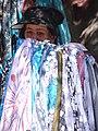 Woman Vendor in Chorsu Bazaar - Tashkent - Uzbekistan - 01 (7472110000).jpg