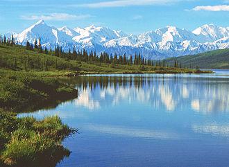 Wonder Lake (Alaska) - Wonder Lake