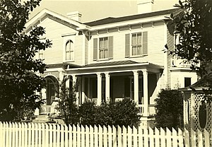 Thomas Woodrow Wilson Boyhood Home - Thomas Woodrow Wilson Boyhood Home