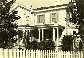 Thomas Woodrow Wilson Boyhood Home - Thomas Woodrow Wilson Boyhood Home