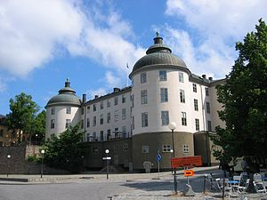 Riddarholmen - The Wrangel Palace