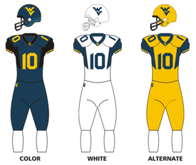 ef2a36cc328 West Virginia Mountaineers football - Wikipedia