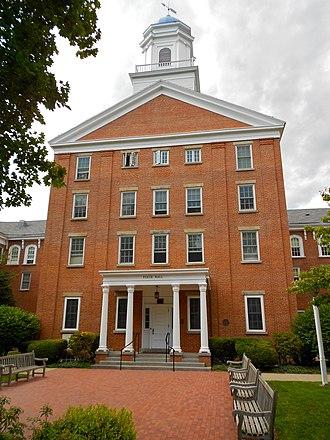 Wyoming Seminary - Fleck Hall