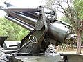 XT69 Howitzer Left Trunnion 20131012.jpg