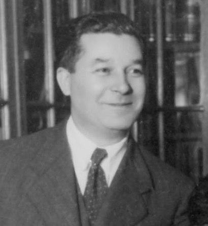 Xesús Canabal, Montevideo, 1940