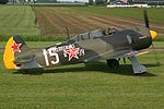 Yakovlev Yak-11 Moose, Private JP5989421.jpg