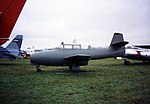 Yakovlev Yak-23 Yakovlev Yak-23UTI Khodinka Air Force Museum Sep93 1 (16964868949).jpg