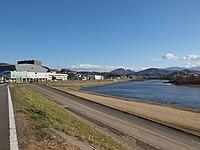 Yamato River in Kashiwara, Osaka001.JPG