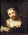 Young Girl (Giuseppe Nogari) - Nationalmuseum - 17064.tif
