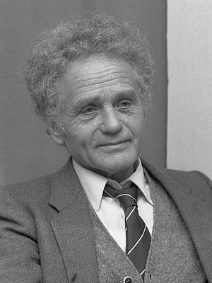 Moscow Helsinki Group - Yuri Orlov, a founder of the Moscow Helsinki Group, 24 November 1986