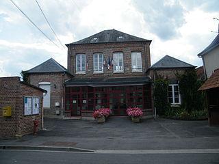 Yzeux Commune in Hauts-de-France, France