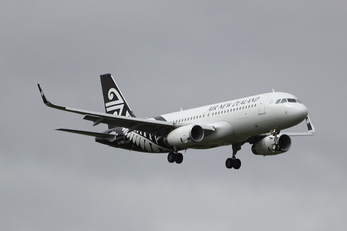 air new zealand - photo #7
