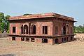 Zafar Mahal - South-west View - Hayat-Bakhsh-Bag - Red Fort - Delhi 2014-05-13 3331.JPG