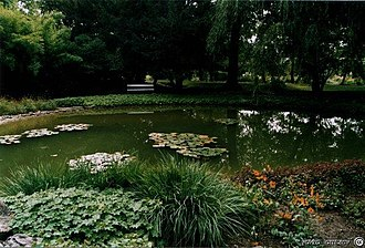 Faculty of Science, University of Zagreb - Zagreb Botanical Garden founded in 1889 by Antun Heinz is part of the Faculty