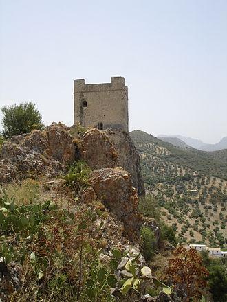 Zahara de la Sierra - Image: Zahara Sierra 67