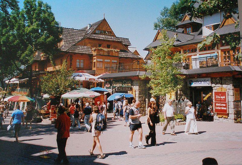 Gdzie szukać noclegu w Zakopanem