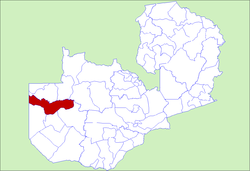 Zambia Lukulu District.png