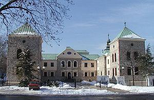 Sosnowiec - Sielecki Castle
