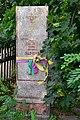 Zamshany Ratnivskyi Volynska-grave of the pilot captain Kozel.jpg
