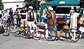 Zbraslav 2011, ukázka bicyklů.jpg